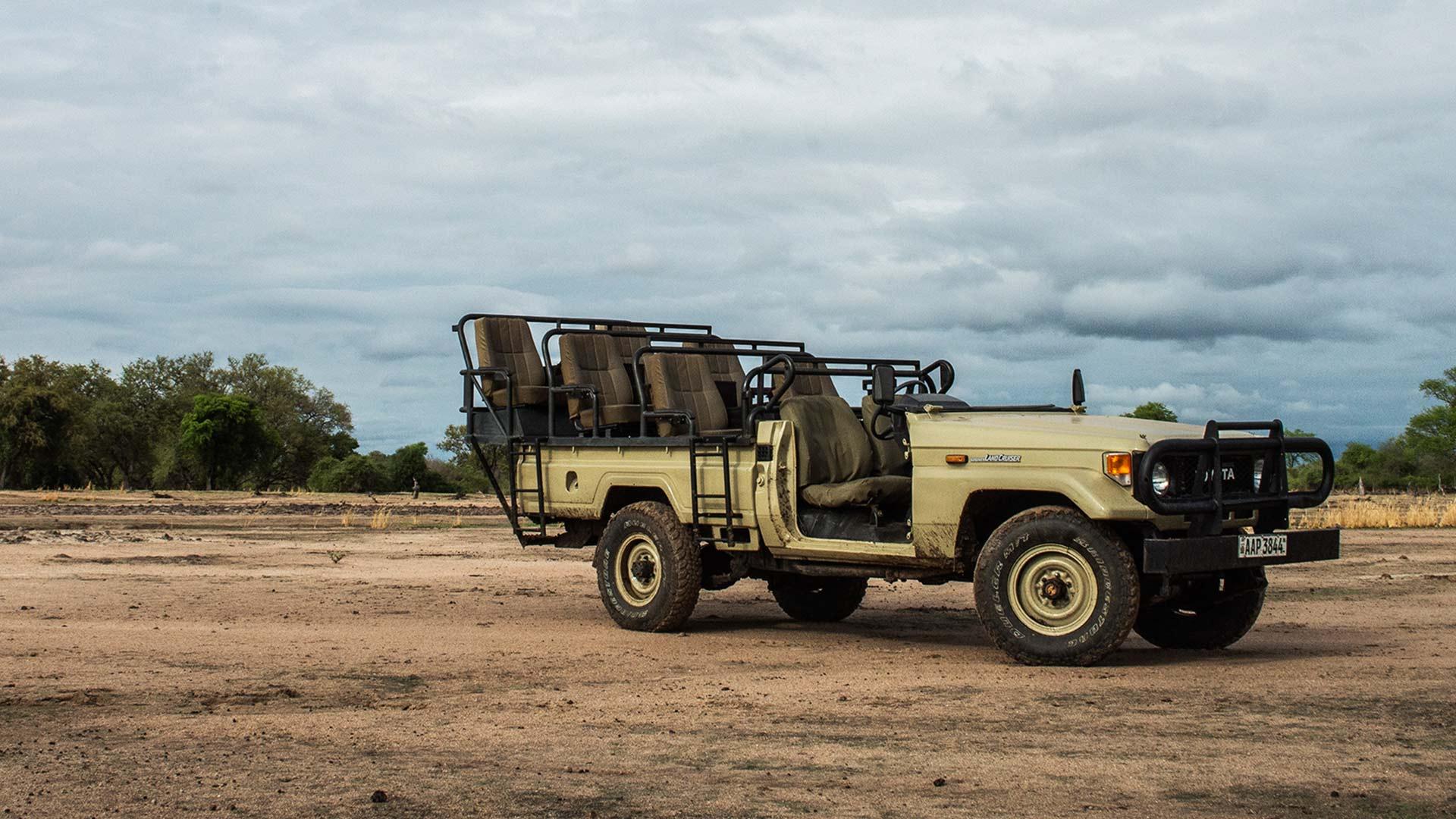 Jeep safari | safari southern Africa tour